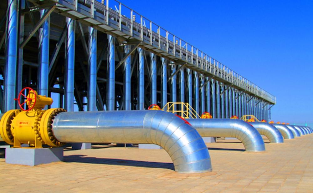 EBRD'den Kazakistan'a doğalgaz desteği