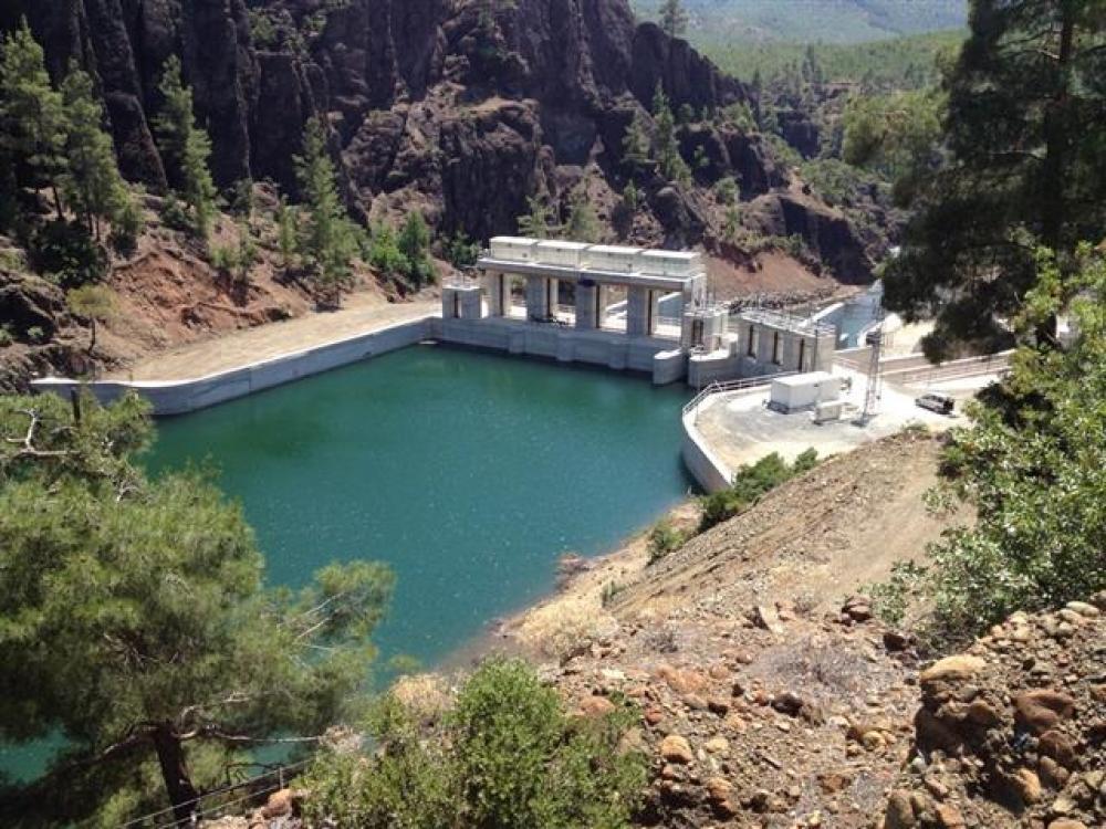 Ceykar Elektrik Kastamonu'ya 15 MW'lık HES kuracak