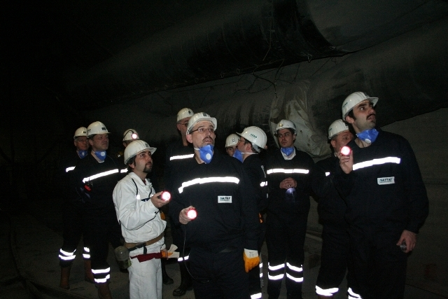 Almanlardan Mehmet Hattat`ın madenine övgü