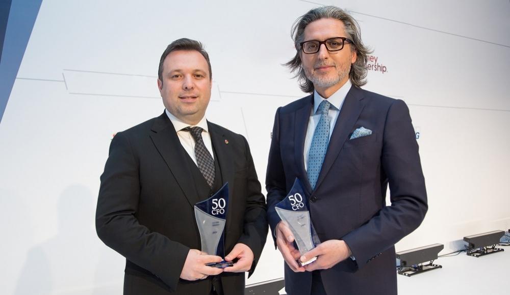 STAR Rafineri ve TANAP'a En Etkin 50 CFO ödülü