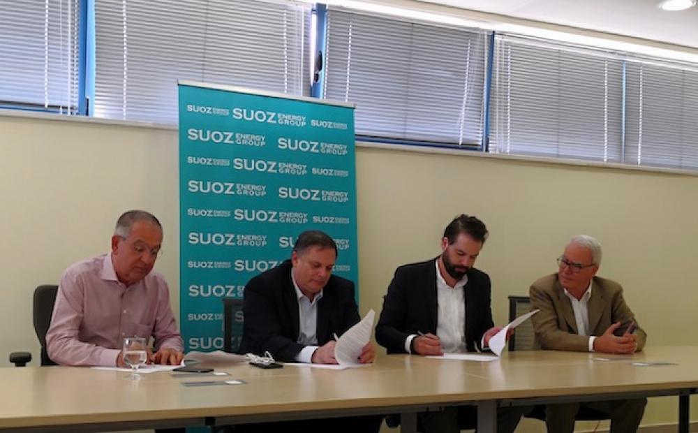 Suoz Group Türk panelini Yunanistan'dan yola çıkardı