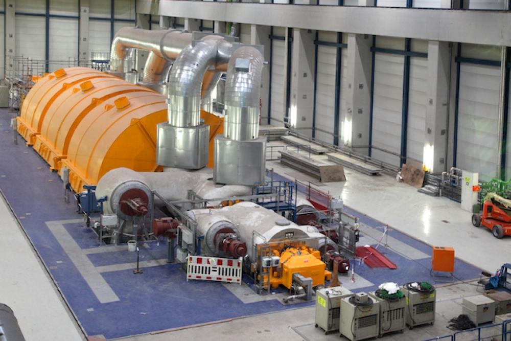 GE Kenya termik santraline yüksek teknoloji sağlayacak