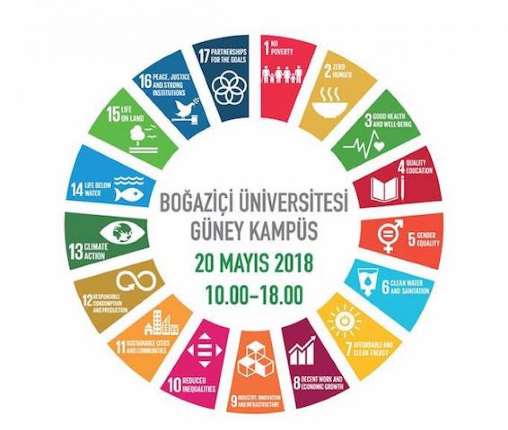 Boğaziçi Üniversitesi'den Sürdürülebilirlik Festivali