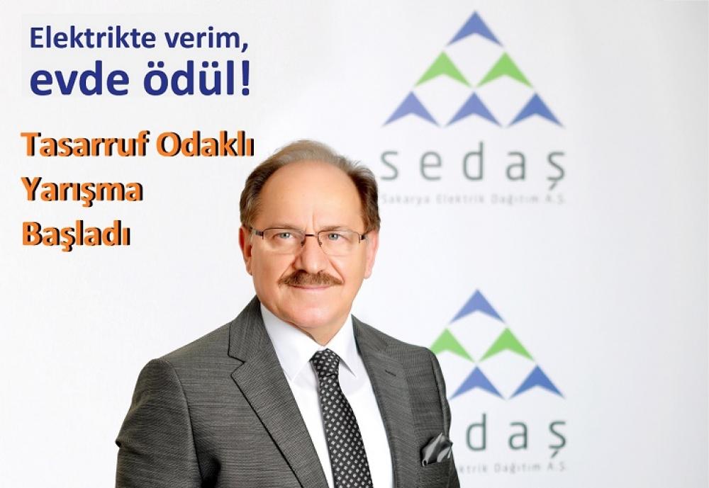 SEDAŞ'ın 2'nci enerji verimliliği yarışması başladı