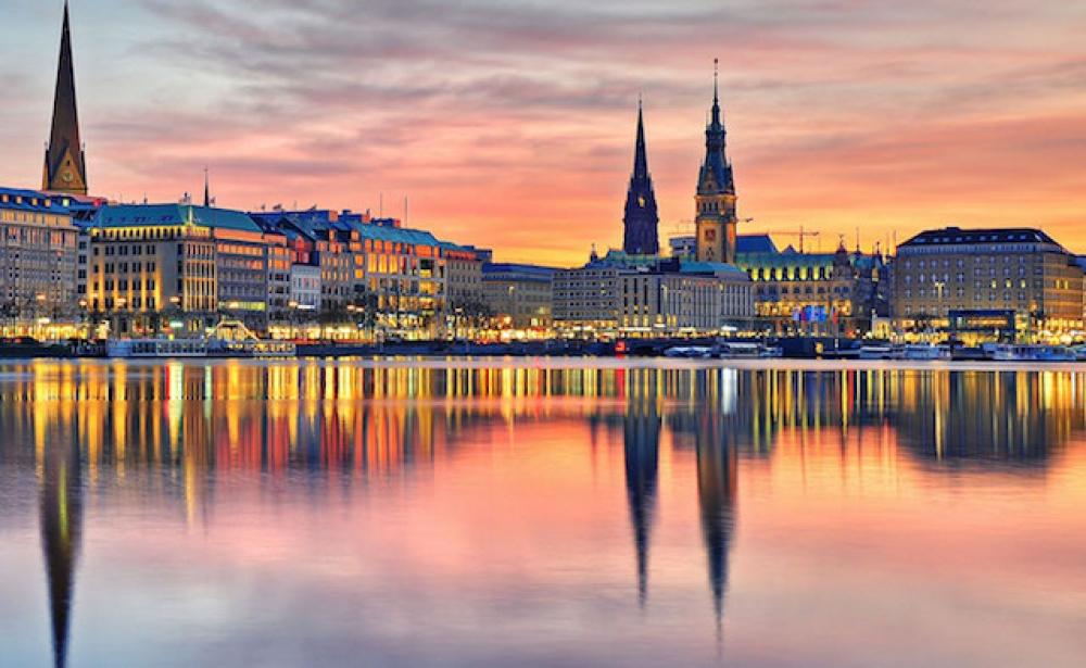 Hamburg iki yolda dizel araçları yasakladı