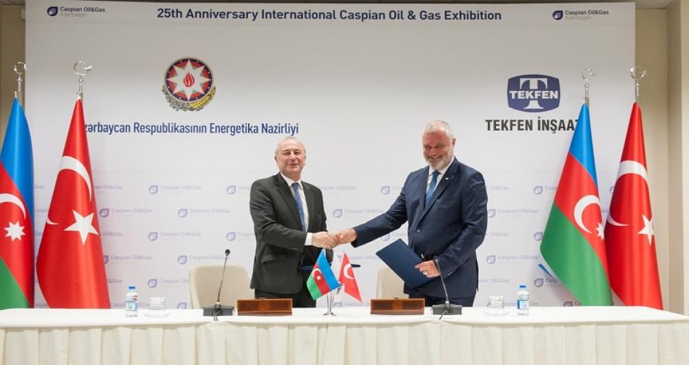 Tekfen ile Azerbaycan arasında yenilenebilir enerjide işbirliği