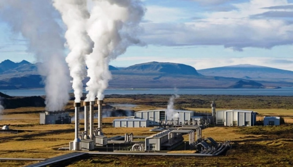 Jeotermal gazlar tarıma faydalı