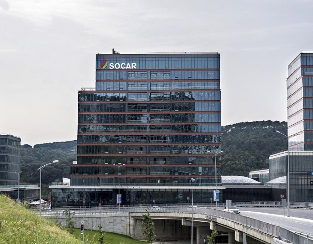 SOCAR Türkiye akıllı binasına taşındı!