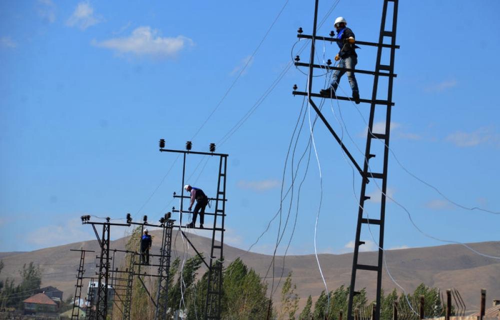 Van Erciş OSB elektrik şebekesini yaptıracak