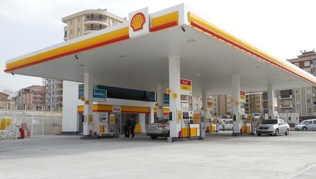 Shell, akaryakıt istasyonu sayısını 1000`ledi