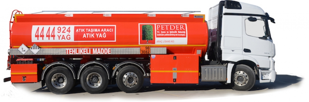 PETDER 20 milyar m³ suyun kirlenmesini önledi