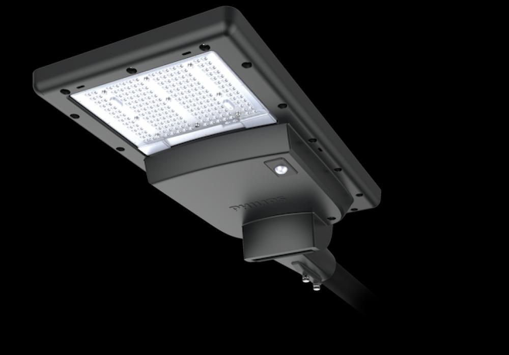 Signify'dan entegre güneş enerjili sokak lambası