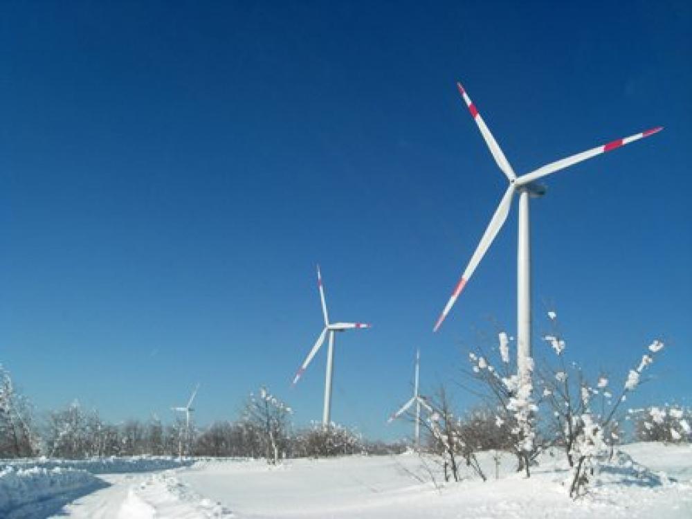 İSKİ Terkos Terfi Merkezi'nin elektriği rüzgardan karşılanacak