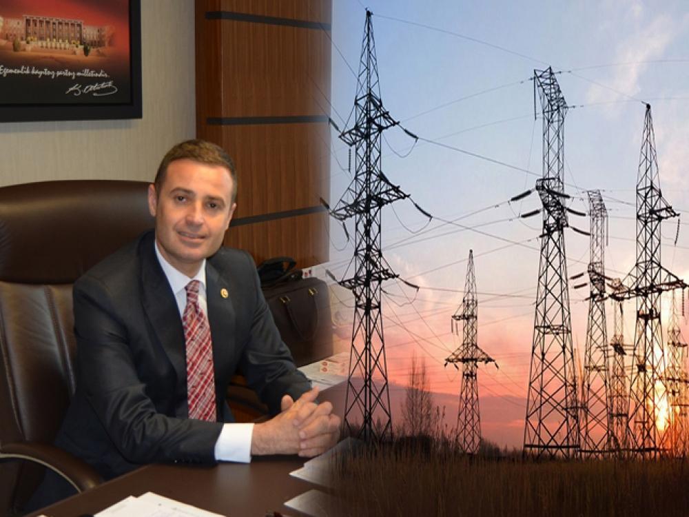 Ahmet Akın: Elektrik zammı vurguna dönüşmesin