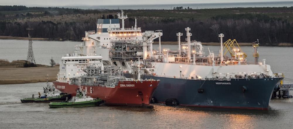 Litvanya'da ilk LNG doğalgaz satışı ihalesi düzenlenecek