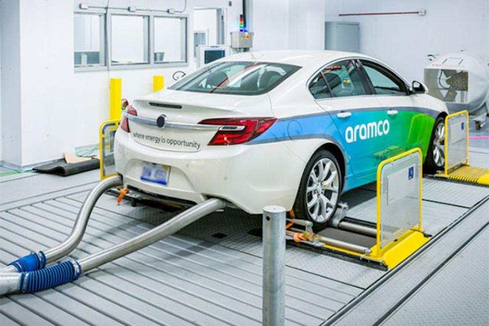 Aramco gelişmiş yakıt teknolojisi geliştirecek