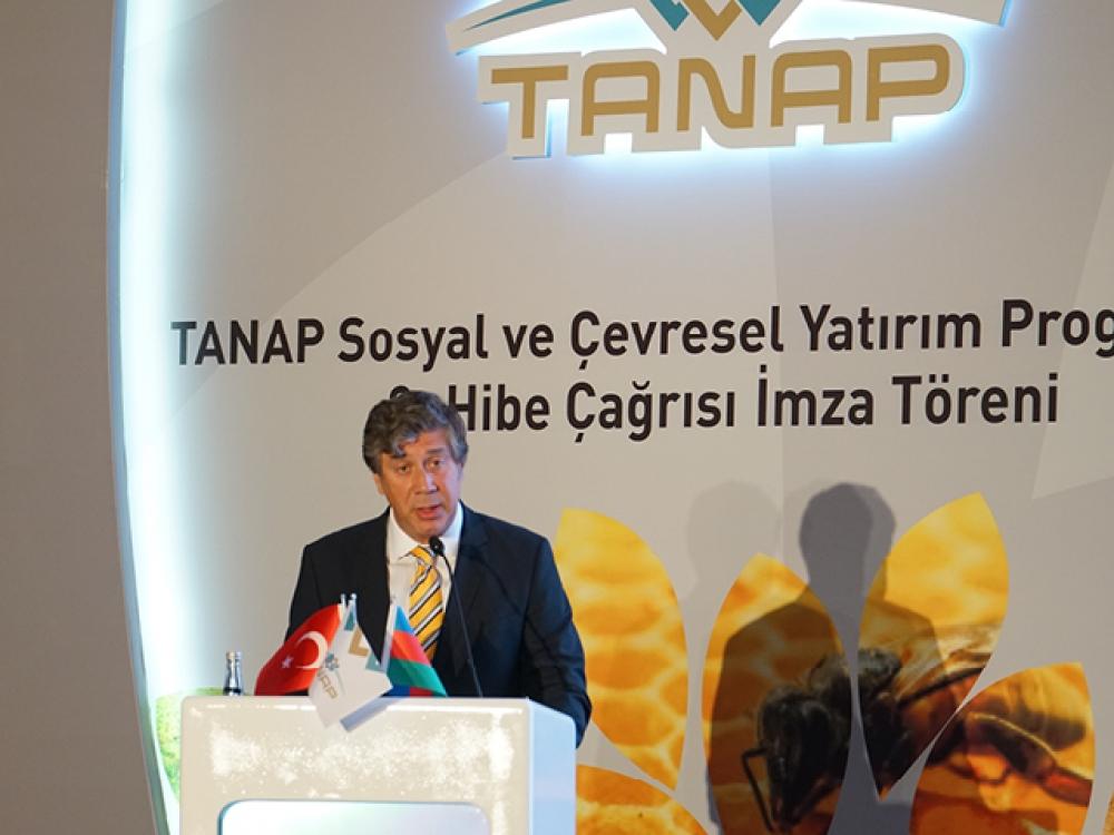 TANAP/SEIP kapsamında 431 projeye 70 milyon lira hibe