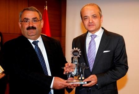 Siemens`e cinsiyet eşitliği ödülü