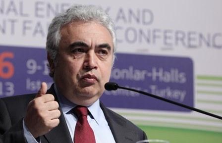 Fatih Birol: Enerjide önümüzdeki 5 yıl kritik