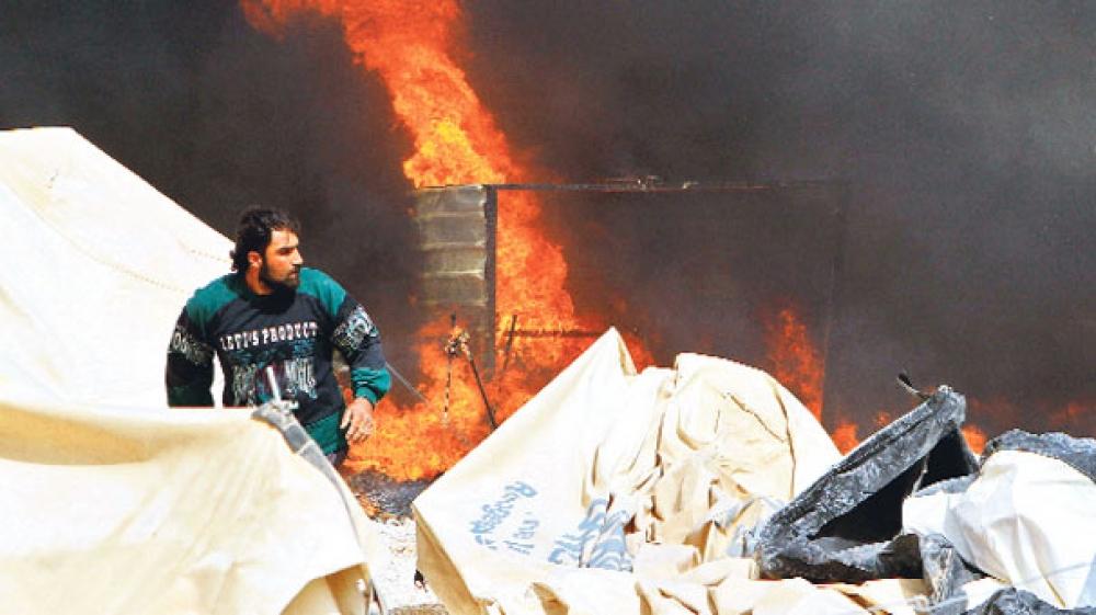Kerkük petrol boru hattına IŞİD bombası