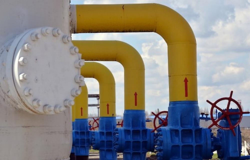 Ukrayna kışa 16,7 milyar metreküp gaz stoğuyla başlıyor