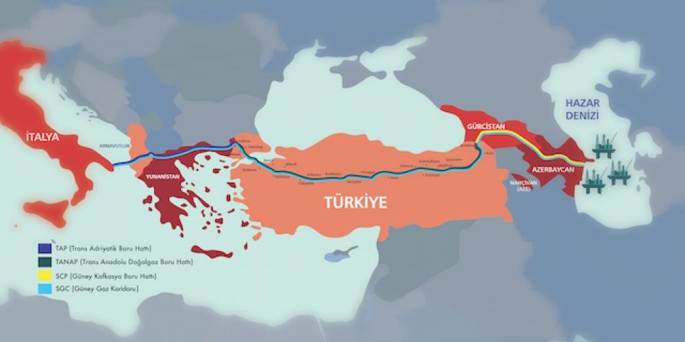 TAP'ın Arnavutluk deniz ayağı çalışmaları başladı