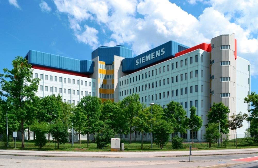 Siemens, Berlin'de teknoloji parkı kuracak