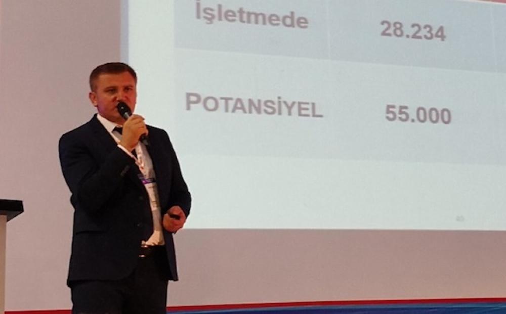 Daştan: Türkiye HES potansiyelinin yarısını işletiyor