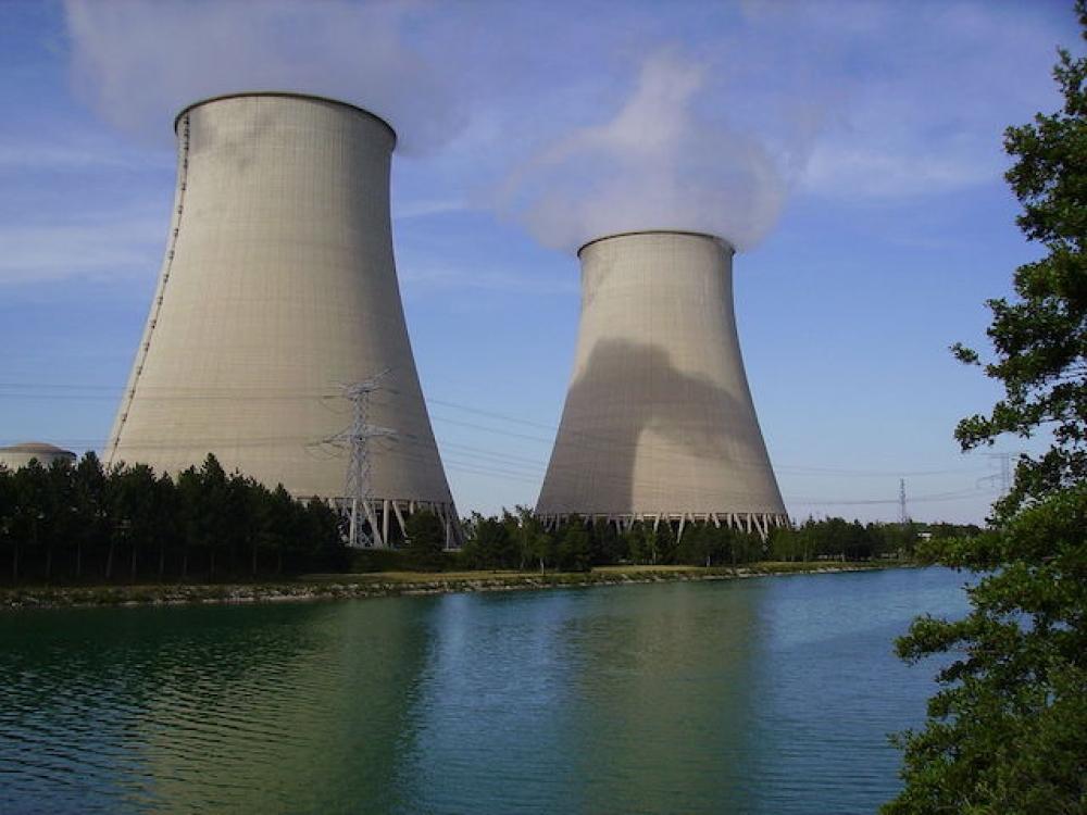 Fransa'nın nükleer enerji üretimi arttı