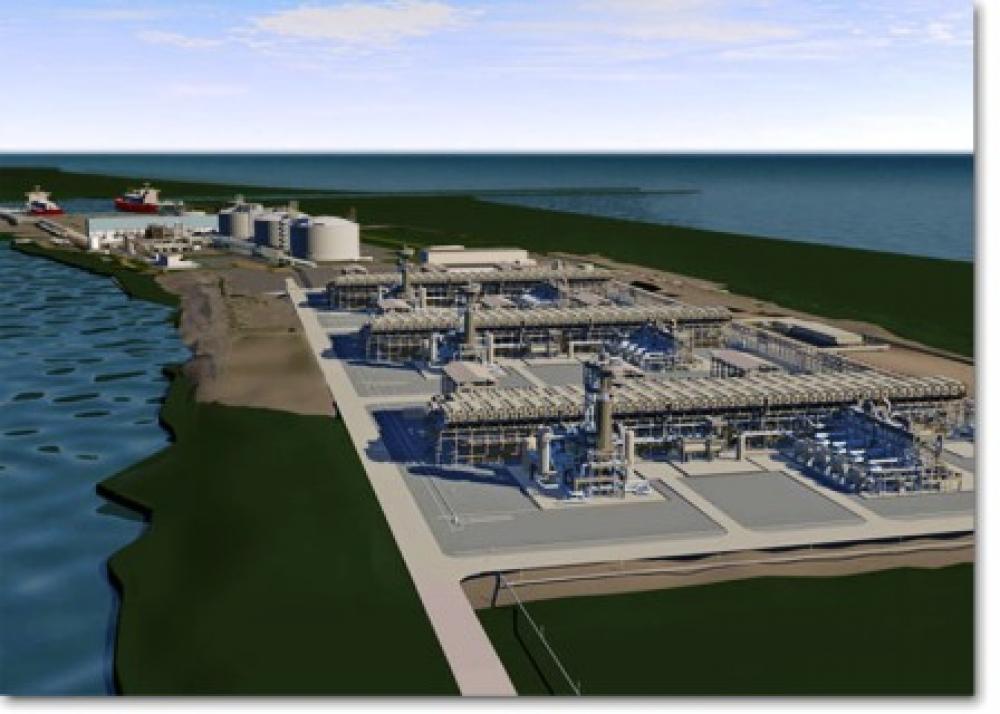 Toshiba ABD'den LNG alımını devredecek