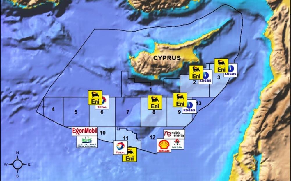 ExxonMobil'in sondaj gemisi Kıbrıs sularında