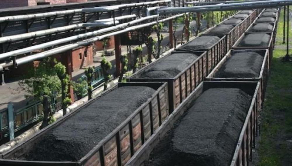 Çin'in Ekim'de kömür üretimi % 8 arttı