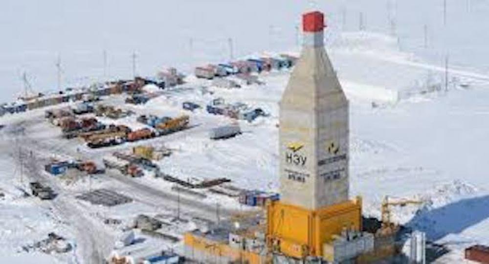 Novatek, Yamal LNG'den üçüncü ünite üretimine başladı