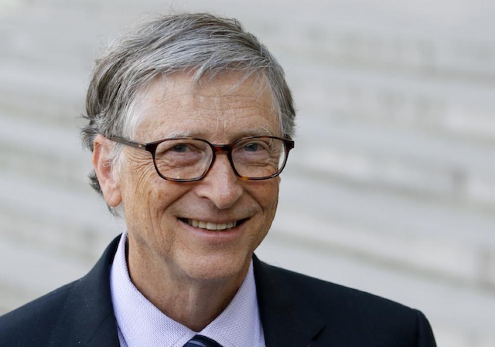 Bill Gates: ABD'nin sera gazı azaltımına liderlik etmemesi trajik olur