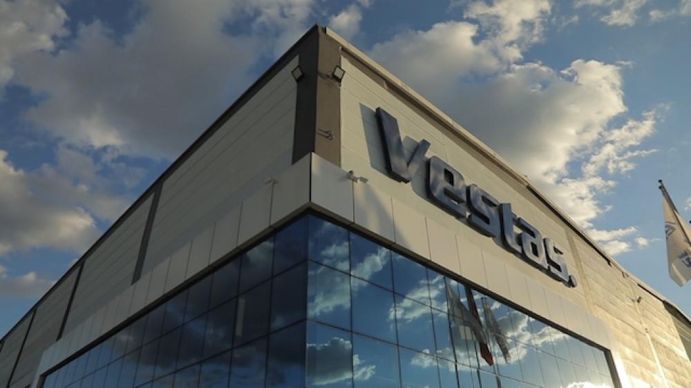 Vestas operasyon merkezini Bandırma'da kurdu