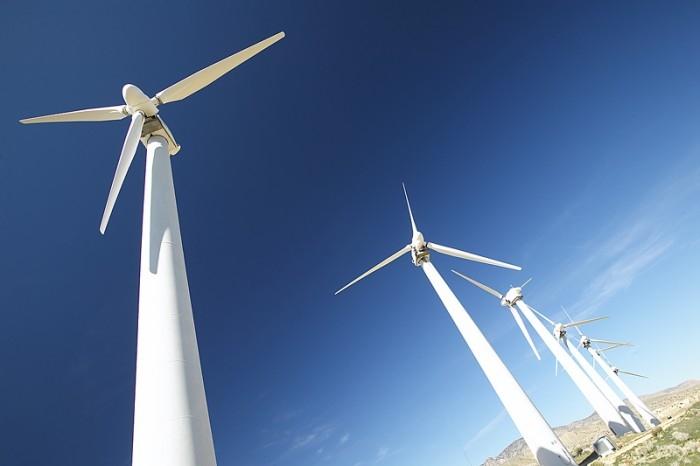 Dünyanın en büyük rüzgar türbini test merkezi açıldı