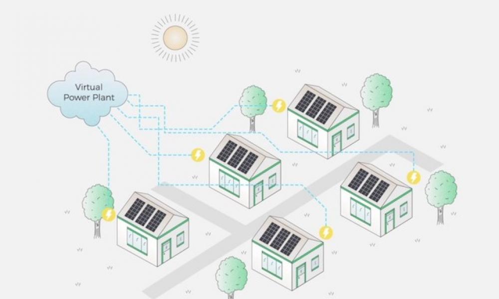 G.Kore'den blockchain tabanlı elektrik santrali