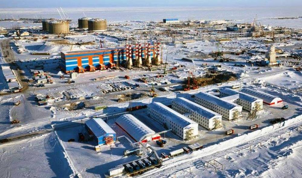Novatek, Yamal LNG'de tam kapasite üretimde