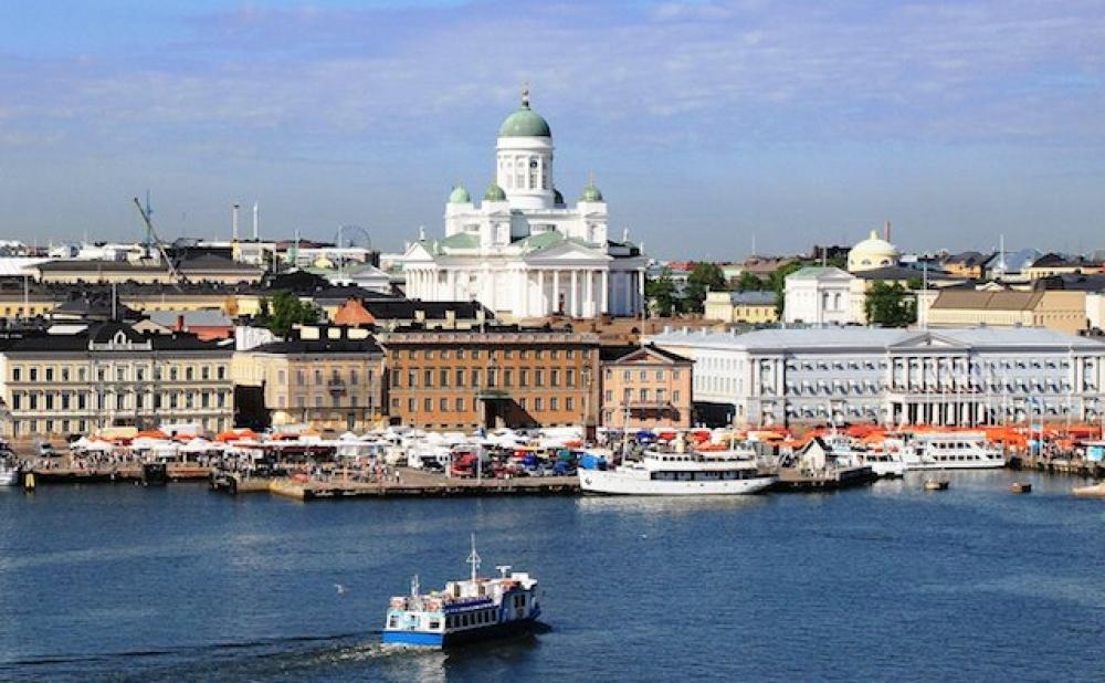 Finlandiya'dan deniz ulaşımında çevre dostu adım