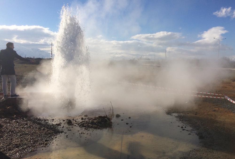 Balıkesir Ayvalık'ta jeotermal kaynak aranacak