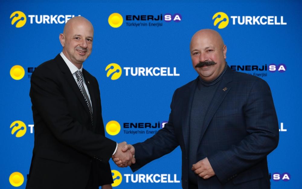 Enerjisa'nın büyük verisi Turkcell'e emanet