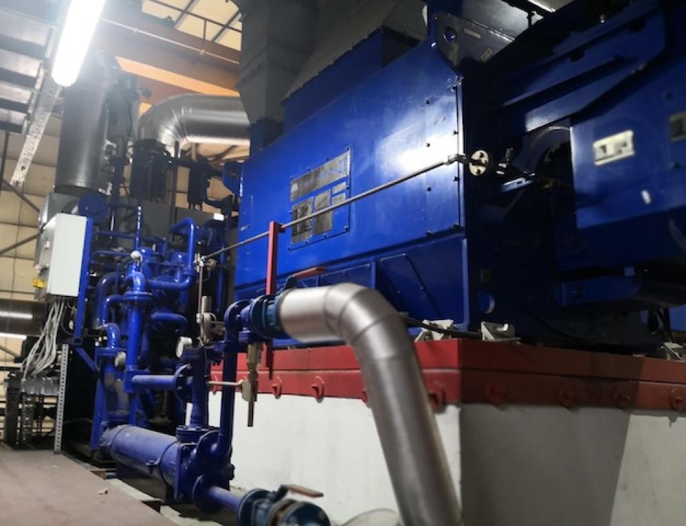 Biyomek Aydın Çine'ye 10 MW'lık biyokütle tesisi kuracak