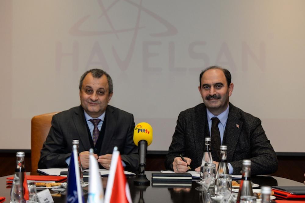 PTT ile HAVELSAN e-dönüşüm işbirliği yapacak