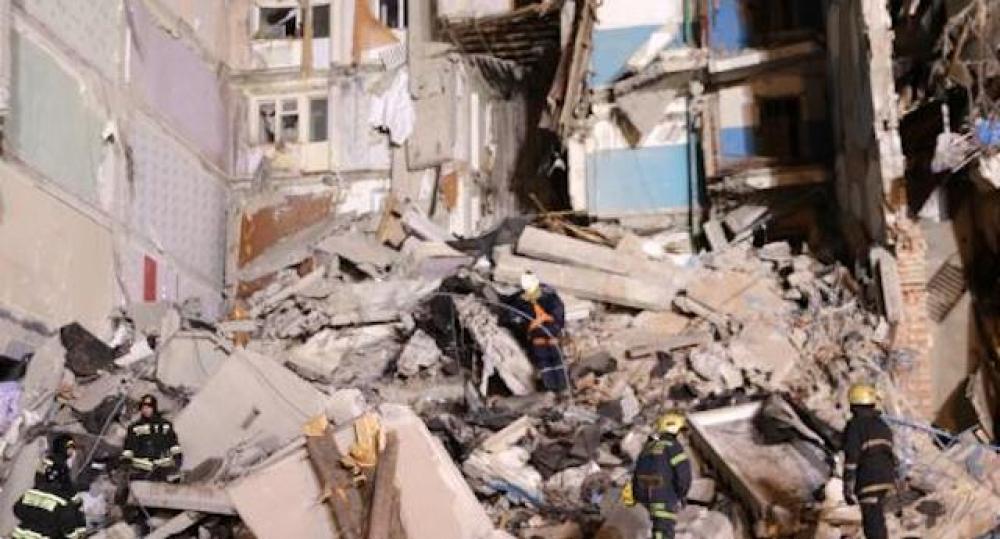 Rusya'da doğalgaz patlaması: 13 ölü