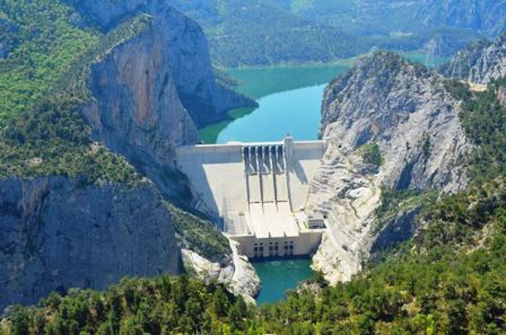 Giresun'a 45 MW'lık Avluca HES kurulacak