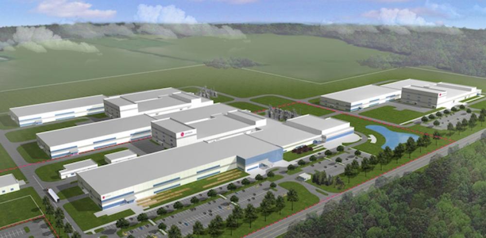 LG Çin'deki batarya tesislerini genişletecek