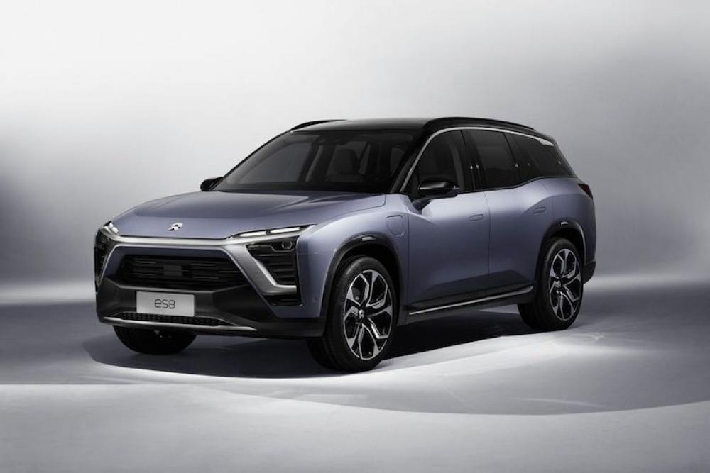 Çin'de yeni enerjili araç üretimi %60 arttı