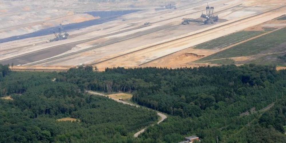 Almanya en geç 2038'e kadar kömürü terk ediyor