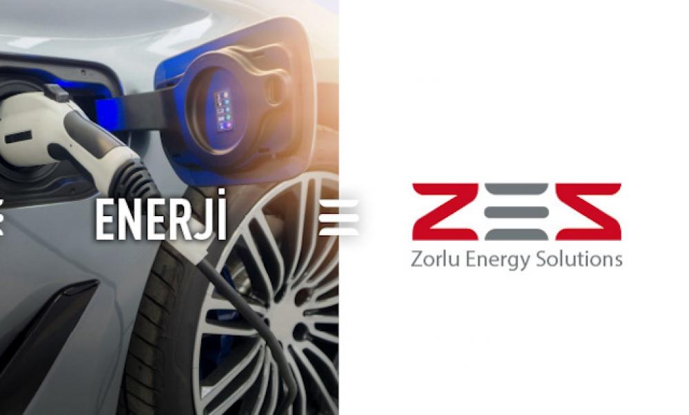 Zorlu'dan Ege'de yeni elektrikli şarj istasyonları