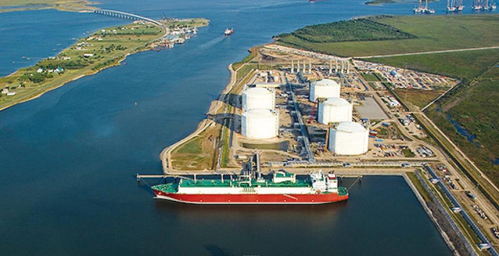 Katar ve ExxonMobil Teksas'taki LNG terminalini büyütecek